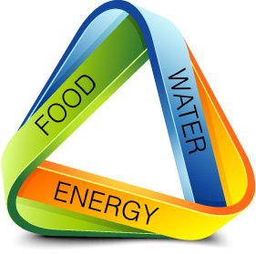 The water-energy-food nexus approach